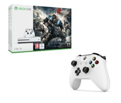 MICROSOFT Xbox One S with Gears of War 4