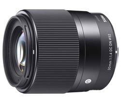 SIGMA 30 mm f/1.4 DC DN Standard Prime Lens - for Sony