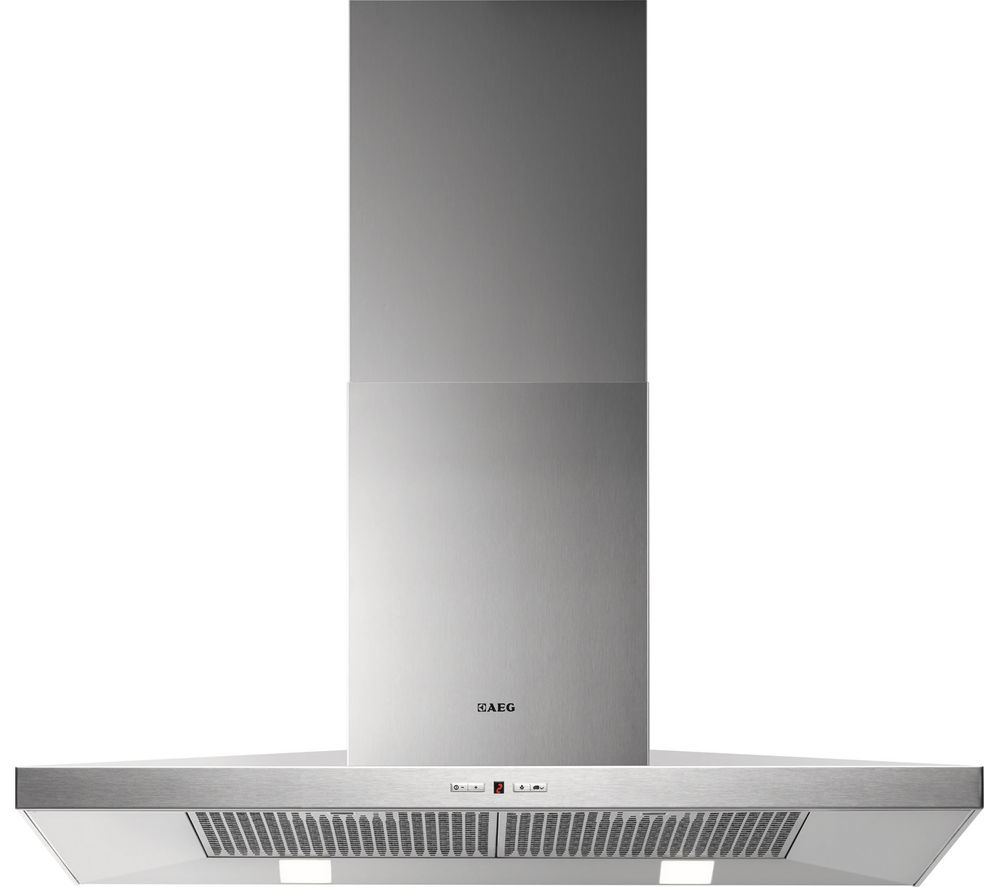 AEG  X69264MK1 Chimney Cooker Hood  Stainless Steel Stainless Steel