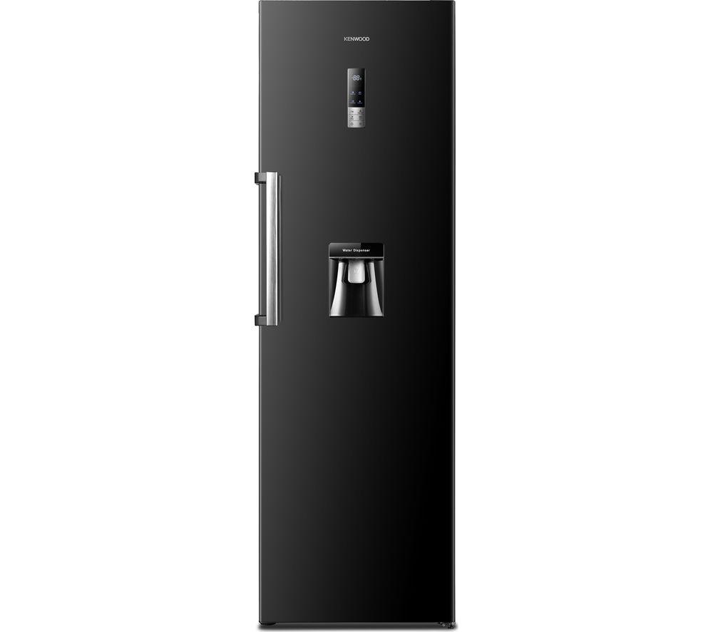 KENWOOD KTLD60B17 Tall Fridge  Gloss Black Black