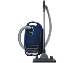 MIELE Complete C3 Boost EcoLine Cylinder Vacuum Cleaner -  Blue
