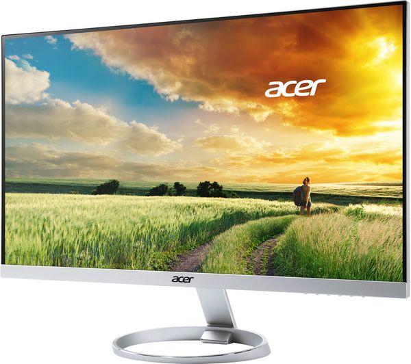 """ACER H277HUsmipuz WQHD 27"""" IPS LED Monitor"""