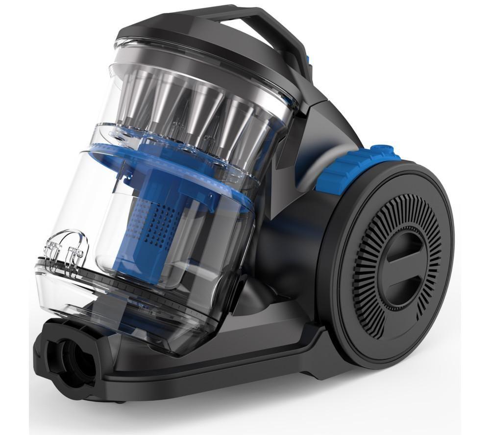 VAX Air Stretch Pet CCQSASV1P1 Bagless Cylinder Vacuum Cleaner - Graphite