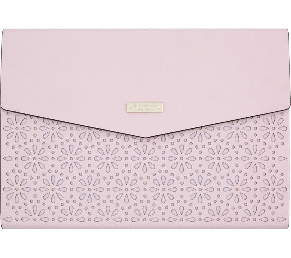 "KATE SPADE New York Leather iPad Pro 9.7"" Envelope Folio Case - Rose"