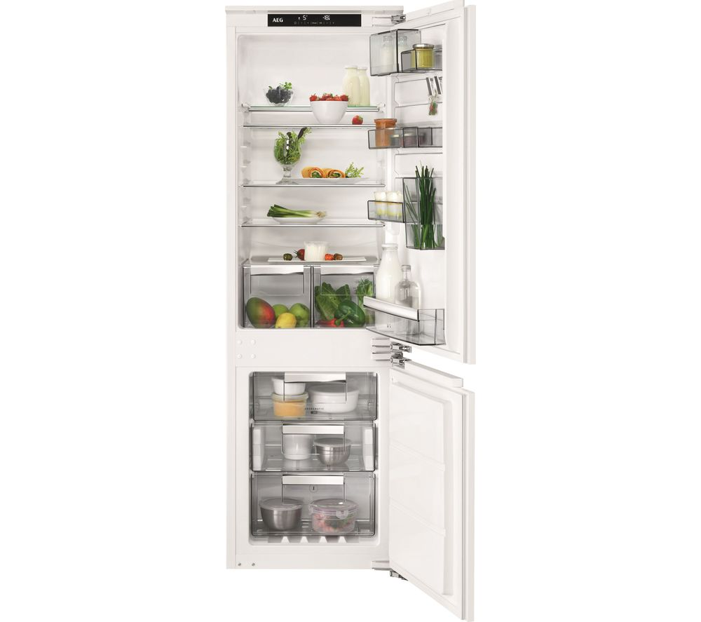 Image of AEG SCE81824NC Integrated 70 / 30 Fridge Freezer