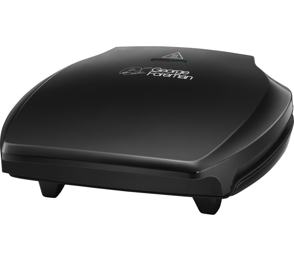 Buy george foreman 23420 family grill black free delivery currys - Buy george foreman grill ...