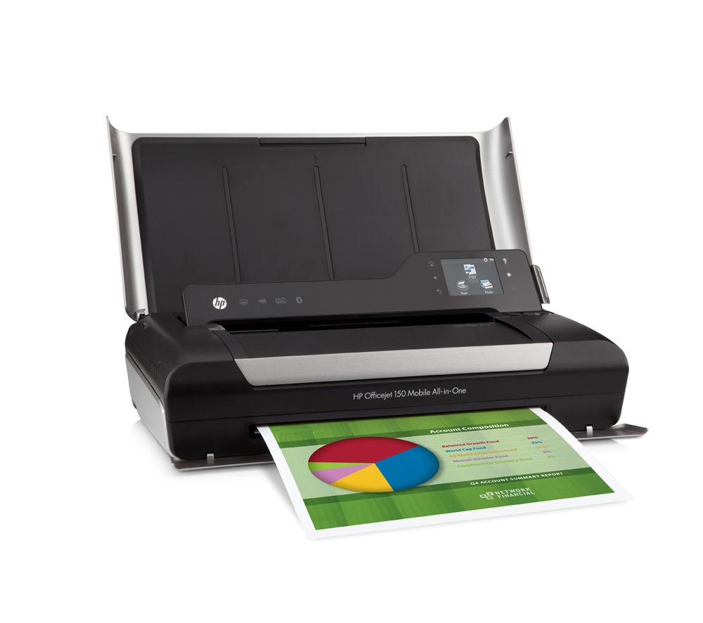 HP Officejet 150 Wireless All-in-One Inkjet Printer