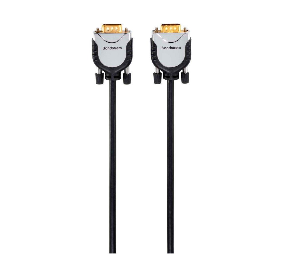 SANDSTROM SVGA3M12 SVGA Cable – 3 m