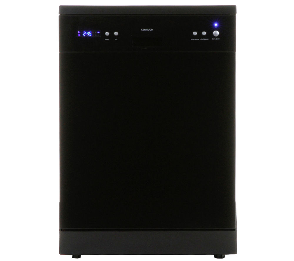 KENWOOD KDW60B13 Full-size Dishwasher - Black