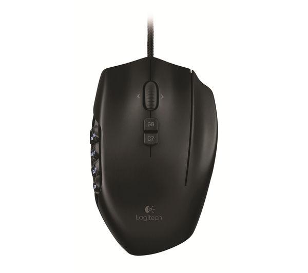 910-003624 - LOGITECH G600 Laser Gaming Mouse