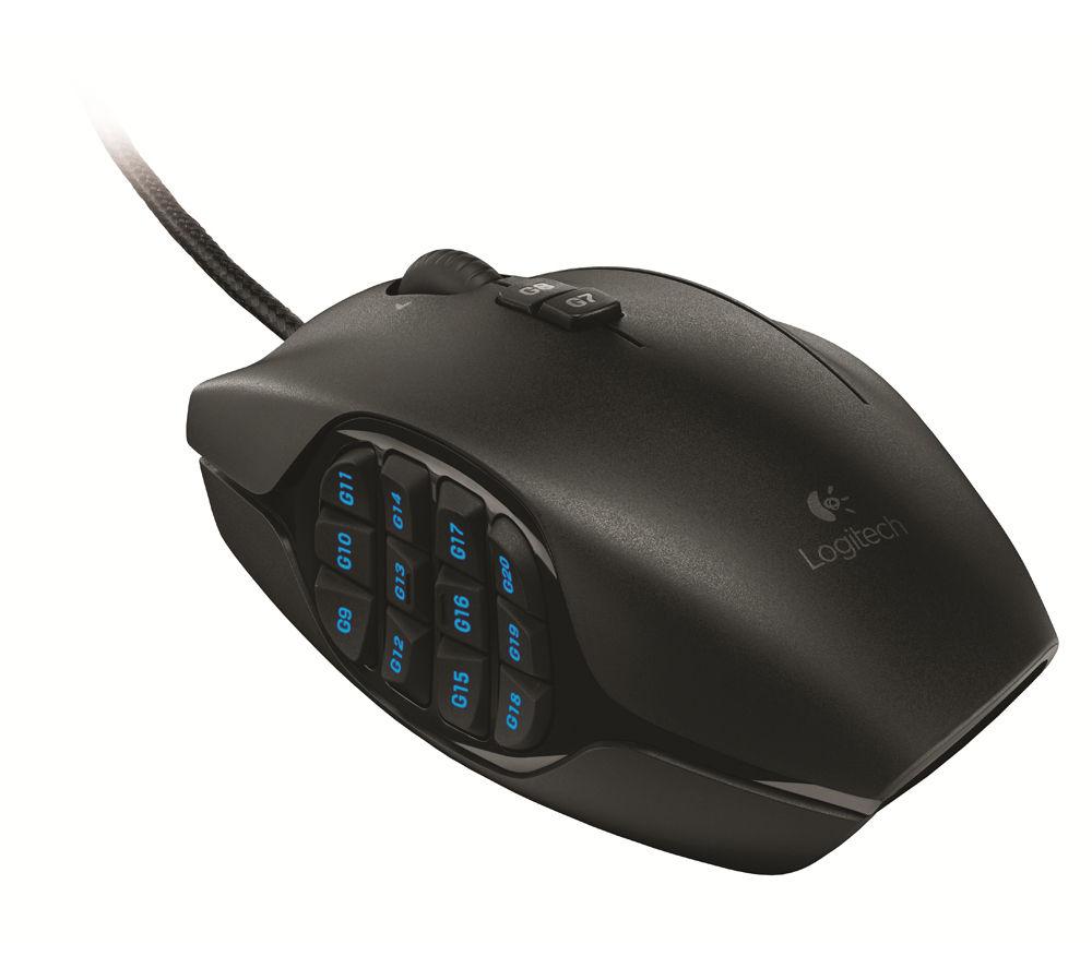 Logitech G600 Laser Gaming Mouse
