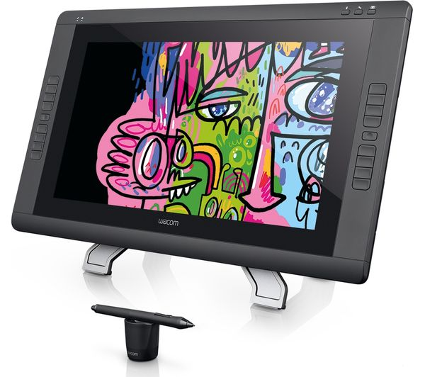 "Image of Wacom Cintiq 22 HD 22"" Graphics Tablet"