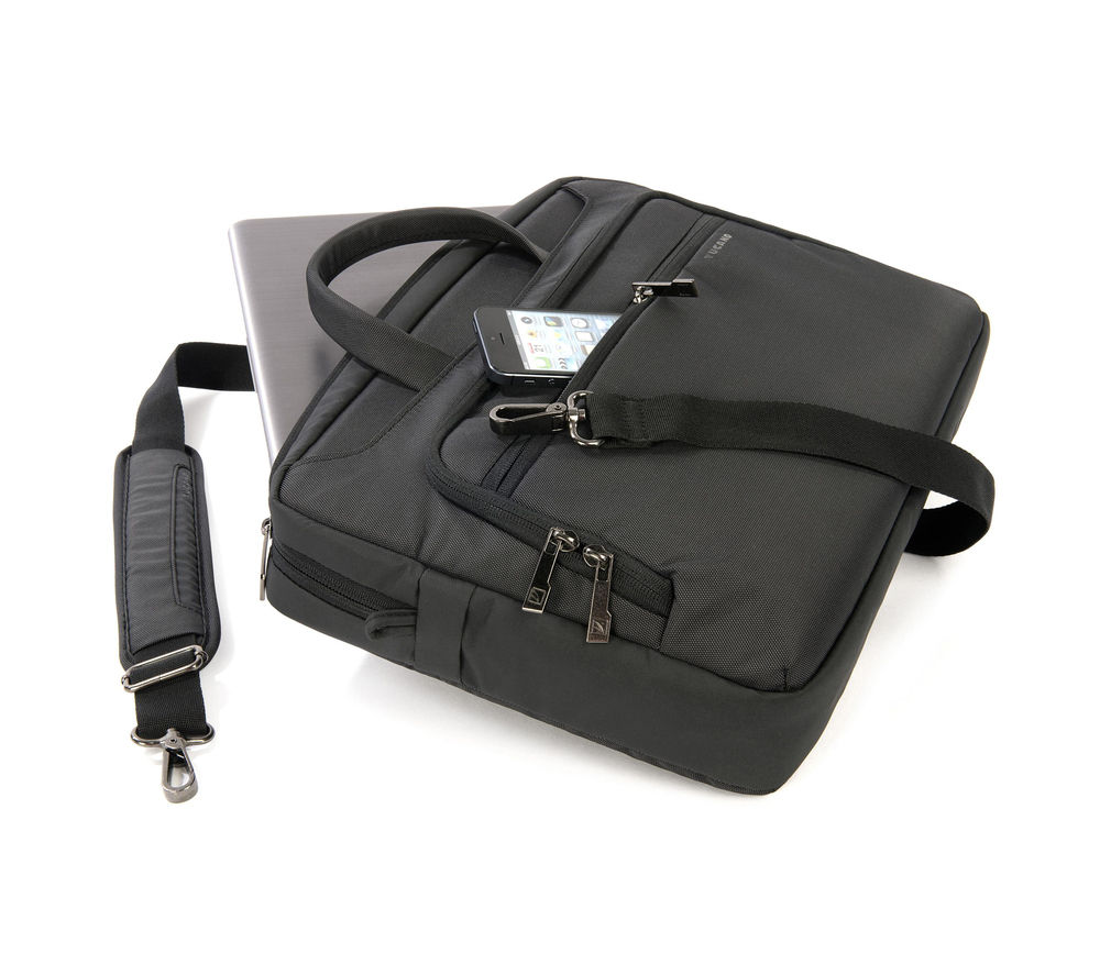 "Image of Tucano Work Out II 15"" Laptop Case - Black"