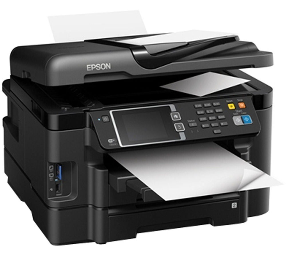 Buy epson workforce wf 3640dtwf all in one wireless inkjet for Ink sale