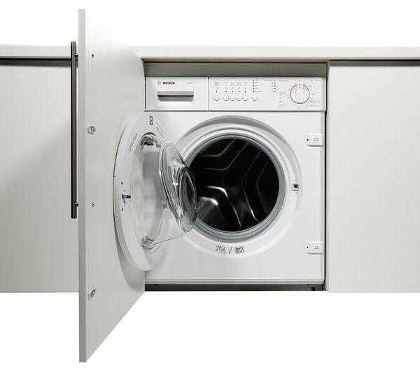 bosch integrated washing machine