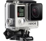 GOPRO HERO4 Action Camcorder - Silver Edition