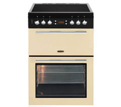LEISURE AL60CRC Electric Ceramic Cooker - Cream