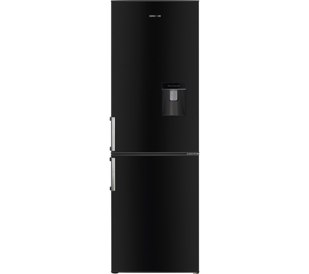 buy kenwood kfcd60b15 fridge freezer black free. Black Bedroom Furniture Sets. Home Design Ideas
