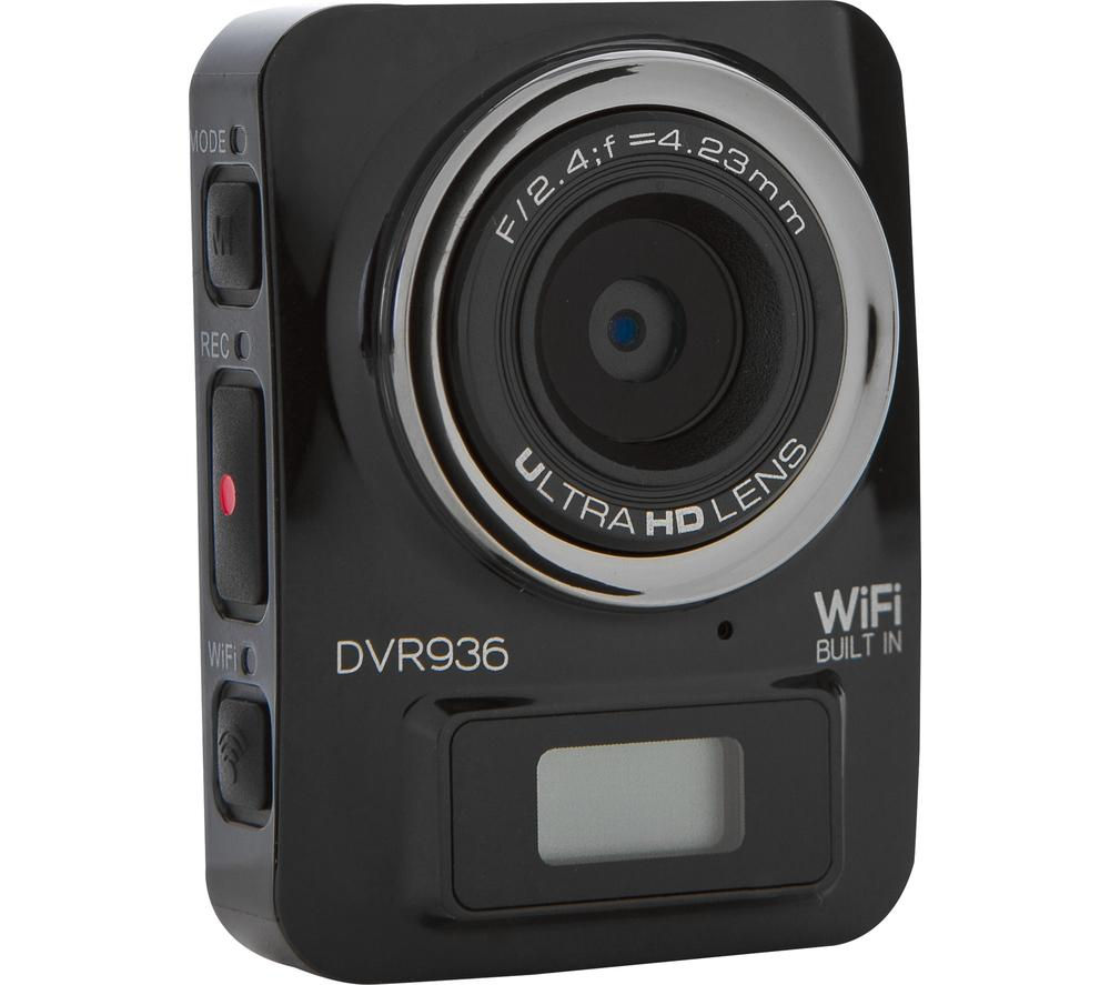 VIVITAR DVR936HD Action Camcorder - Black