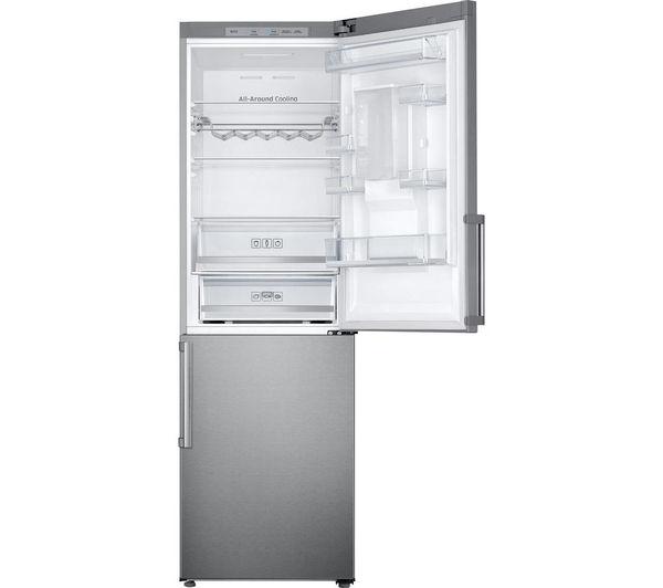 Buy Samsung Rb38j7635sa Fridge Freezer Silver Free