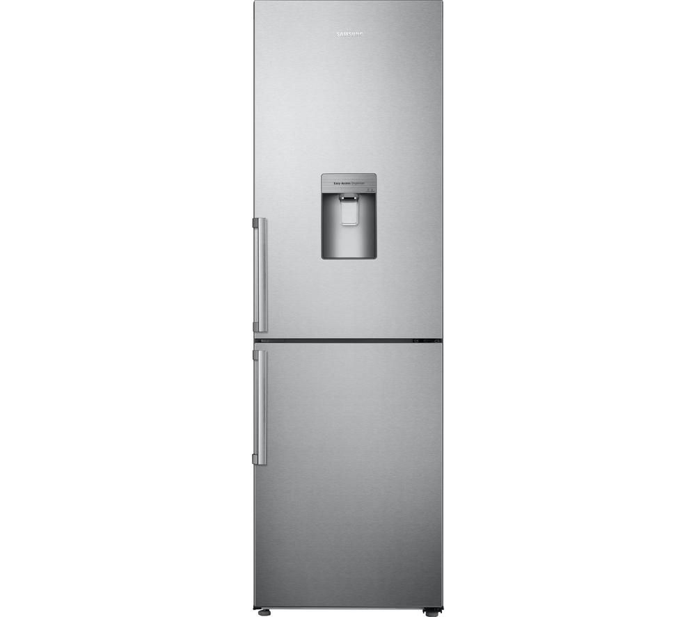 SAMSUNG RB38J7635SA Fridge Freezer - Silver