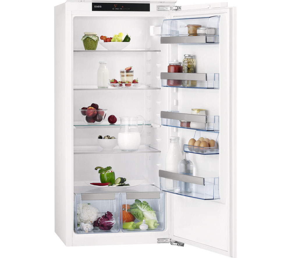 AEG SKS71200C0 Integrated Tall Fridge - White