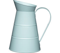 KITCHEN CRAFT Living Nostalgia 2.3-litre Vintage Water Jug - Blue