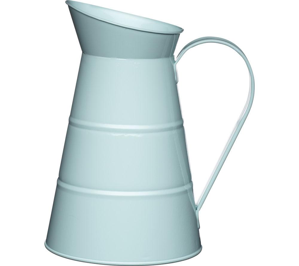 KITCHEN CRAFT Living Nostalgia 2.3-litre Vintage Water Jug - Blue