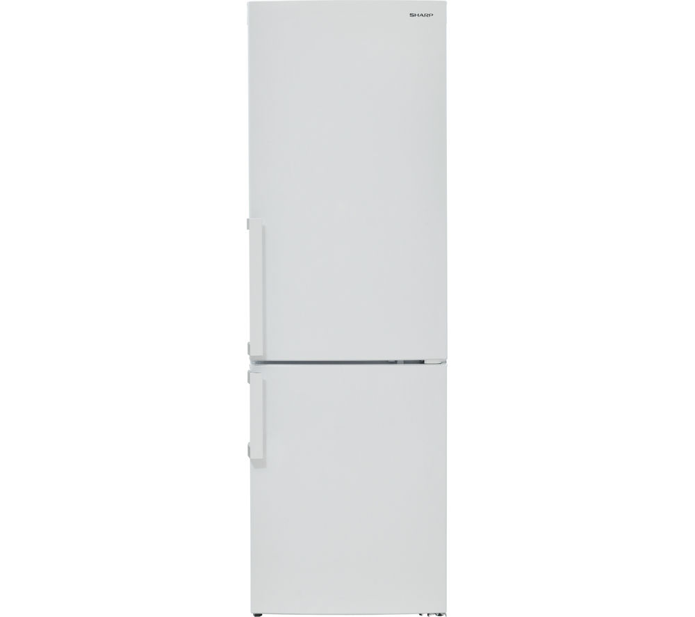 SHARP SJ-B1297M1W-EN Fridge Freezer – White