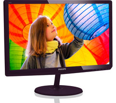 "PHILIPS 247E6LDAD Full HD 23.6"" LED Monitor with MHL"