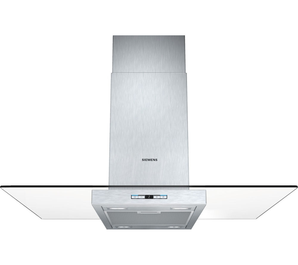 SIEMENS  iQ500 LF98GB542B Island Cooker Hood  Stainless Steel Stainless Steel