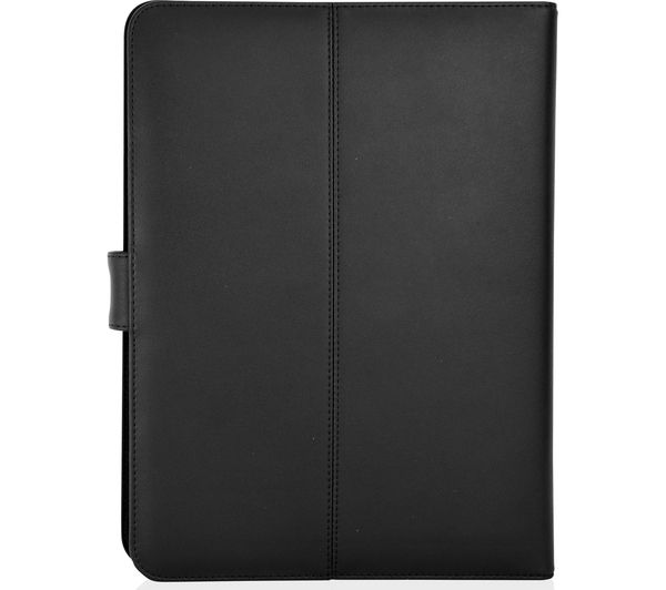 Image of SANDSTROM S8UTB16 Leather Tablet Case - Black