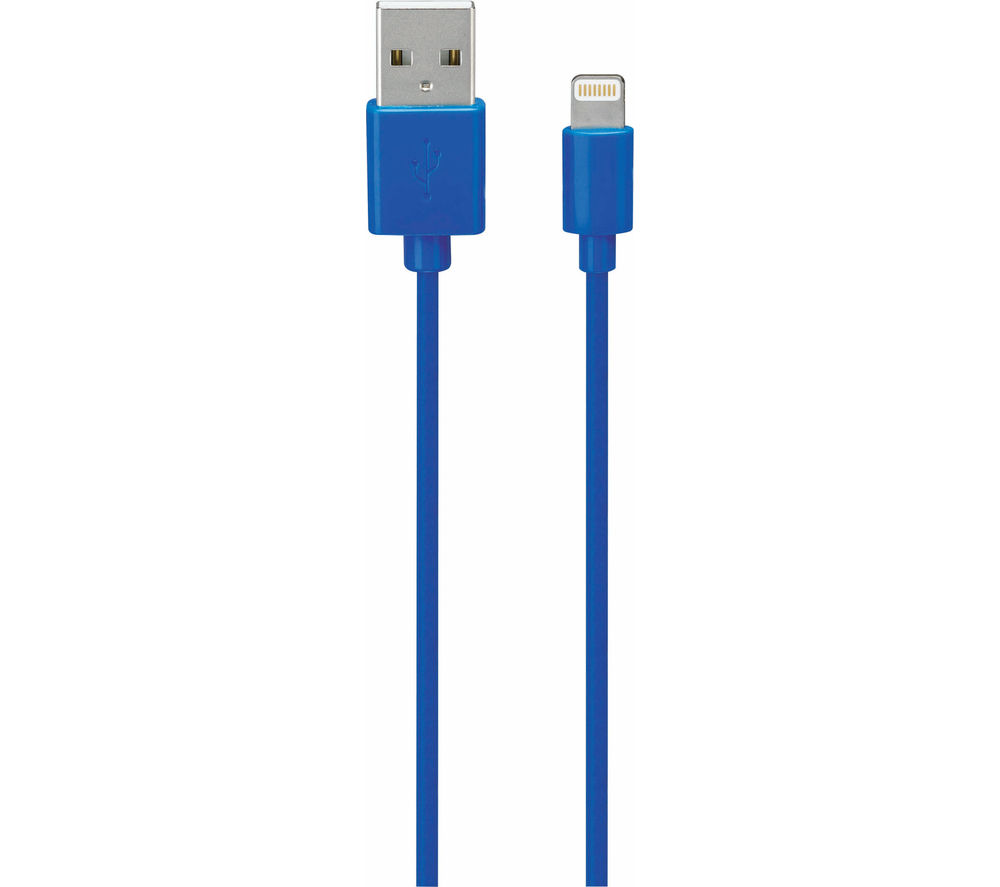 Image of IWANTIT ILN1BL16 Lightning Cable - 1 m