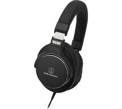 AUDIO TECHNICA ATH-MSR7NC Noise-Cancelling Headphones - Black
