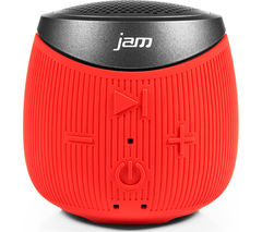 JAM Double Down HX-P370RD-EU Portable Wireless Speaker - Red