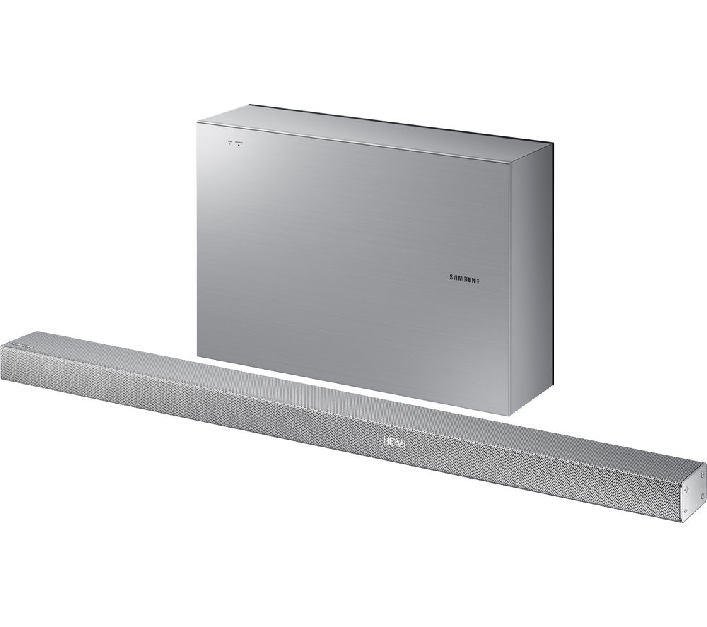Buy samsung hw k551 3 1 wireless sound bar free delivery for Samsung sound bar