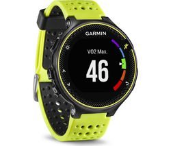 GARMIN Forerunner 230 - Black & Yellow