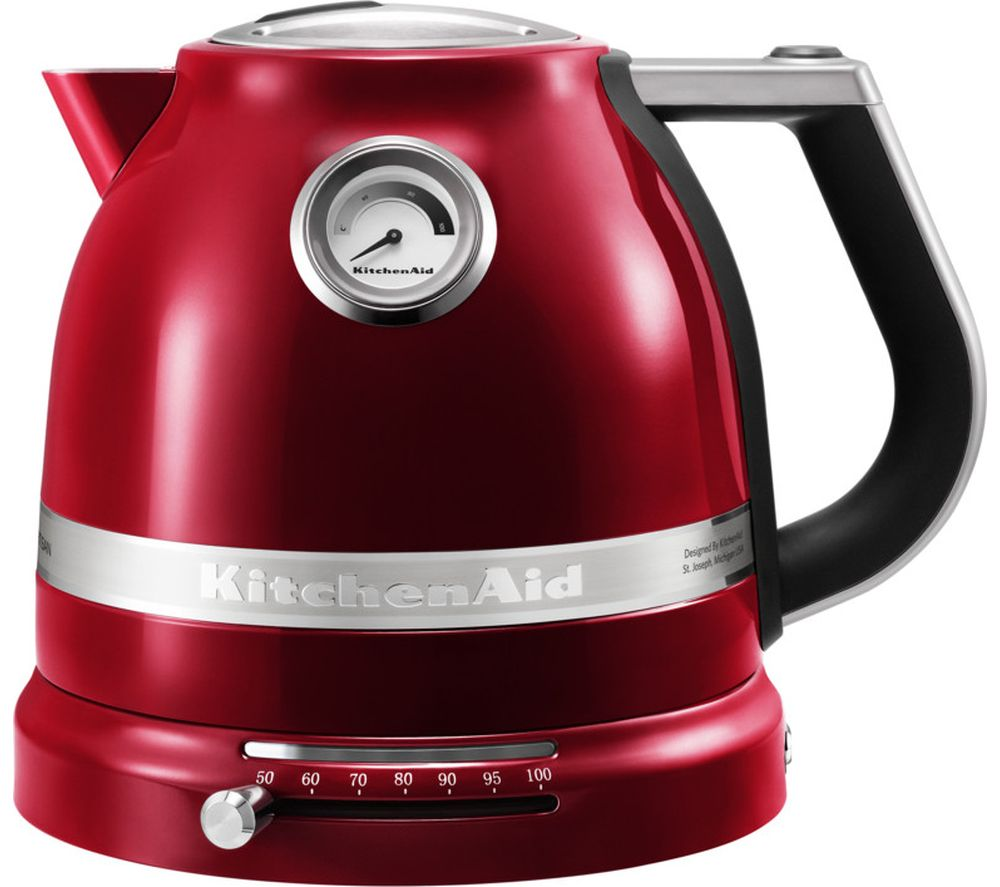 KITCHENAID  Artisan 5KEK1522BCA Traditional Kettle  Red Red