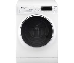 HOTPOINT RD 1076 JD UK Washer Dryer - White