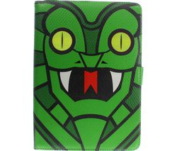 "TABZOO ZOO8SNAKE 8"" Tablet Folio Case - Cobra"