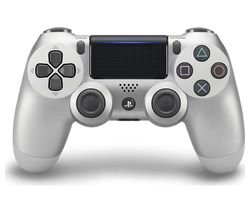 PLAYSTATION 4 DualShock 4 V2 Wireless Controller - Silver