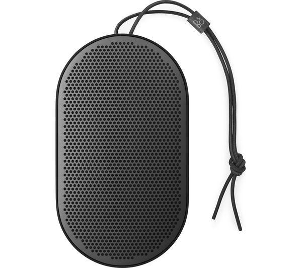 Image of B&O BEOPLAY P2 Portable Bluetooth Wireless Speaker - Black