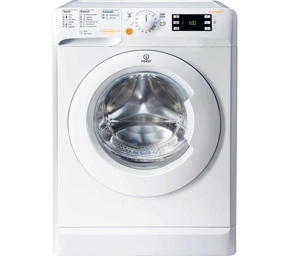 INDESIT XWDE 961680X W 9 kg Washer Dryer - White