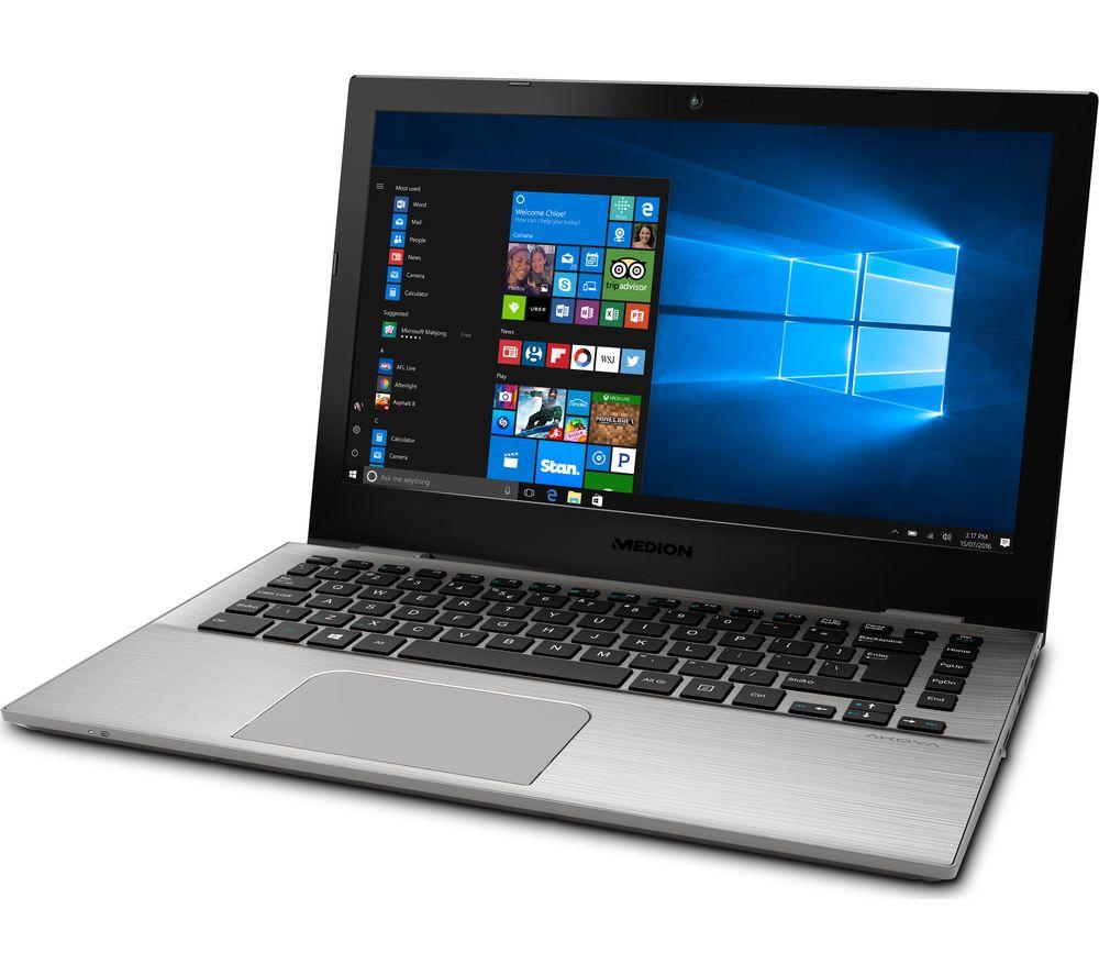 "MEDION S3409 13.3"" Laptop - Silver"