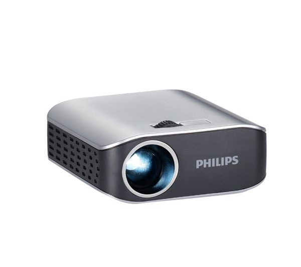 Buy philips picopix ppx2055 portable projector free for Where to buy pocket projector