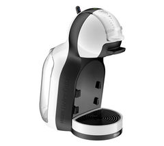 DELONGHI Dolce Gusto EDG305WB Mini Me Automatic Play & Select Hot Drinks Machine - White & Black