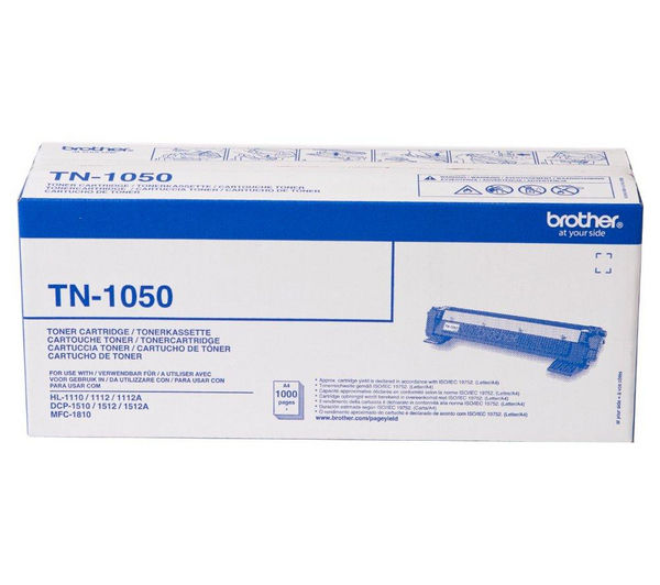 BROTHER TN1050 Black Toner Cartridge