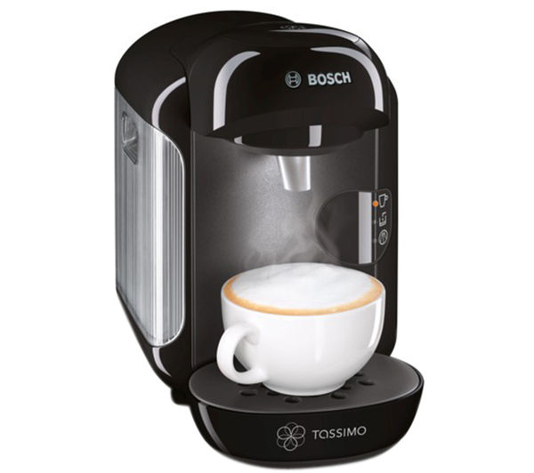 bosch tassimo black vivy multi hot beverage machine coffee espresso tas1202gb 4242002771830 ebay. Black Bedroom Furniture Sets. Home Design Ideas