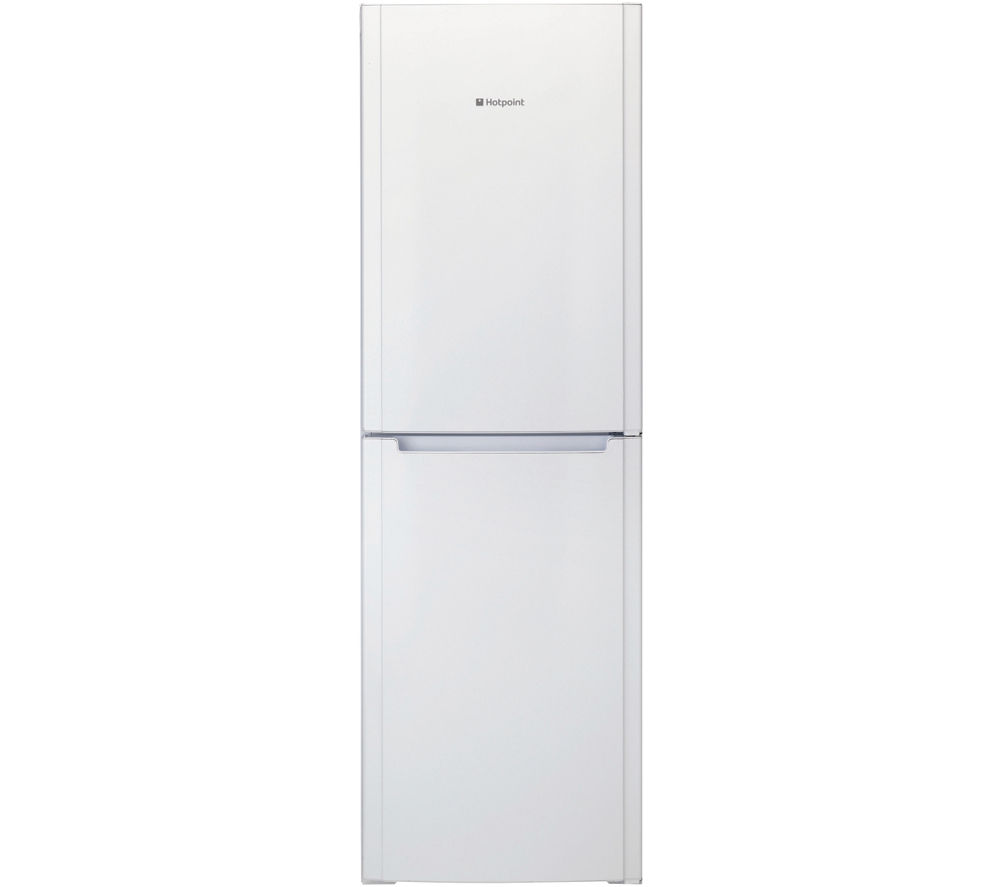 HOTPOINT FSFL1810P SMART Fridge Freezer - White