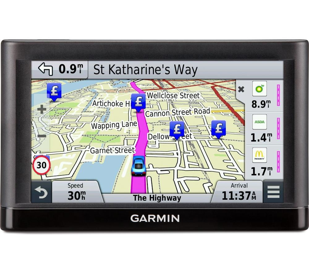 u_10010930 Sat Nav With Uk And Usa Maps on